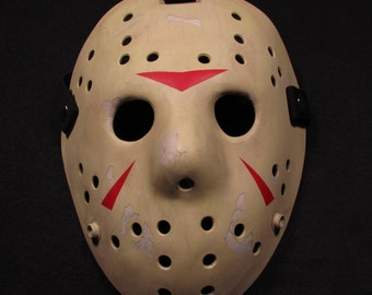 Friday the 13th Part 3 Jason Voorhees Hockey Mask