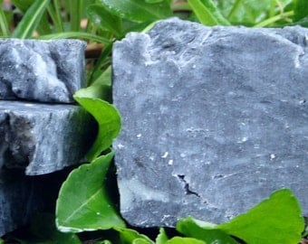 Activated Charcoal & Peppermint Soap