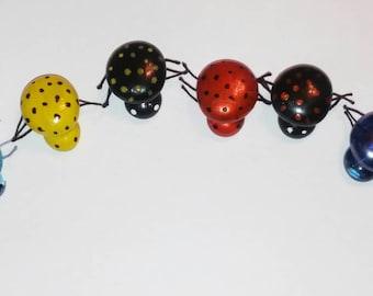 Set of 3 Beetle Magnets