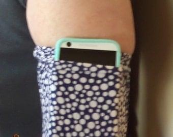 Cell phone running armband, Arm band, Fitness armband, jogging armband, Iphone, Ipod, Samsung Galaxy (size small)