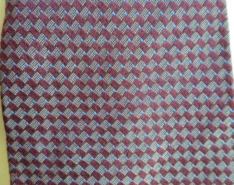 Two Vintage Giorgio Armani Neckties/ Made in Italy/FREE SHIPPING