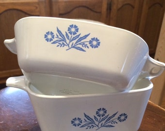 Corning Ware Baking Dish, P-43-B and P-41, Set of Two, Kitchen, Cookware, Baking Dishes, Décor