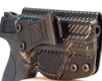 M&P Shiled  iwb holster made by BluePrint Holsters