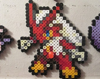 Pokemon Perler Bead Sprites