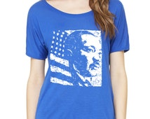 Martin Luther King MLK Day T-Shirt Slouchy Tee