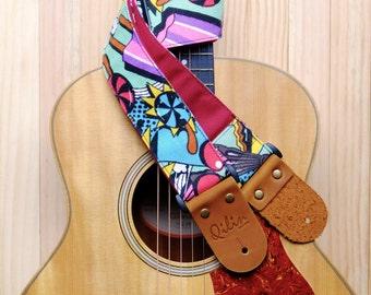 Snack Guitar Strap