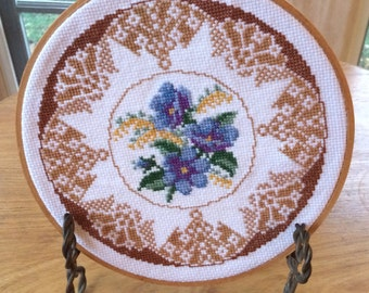 Vintage Counted Cross Stitch