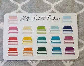 Mini Book Stacks