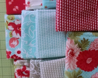 Ruby - By Bonnie and Camille by Moda Fat Quarters