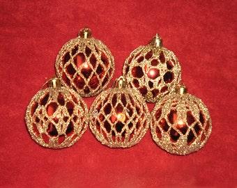 handmade Christmas, Christmas ball, Beautiful decoration for your cozy home, Christmas decor, Christmas tree earrings
