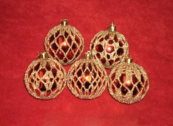 100% handmade Christmas, Christmas ball, Beautiful decoration for your ...