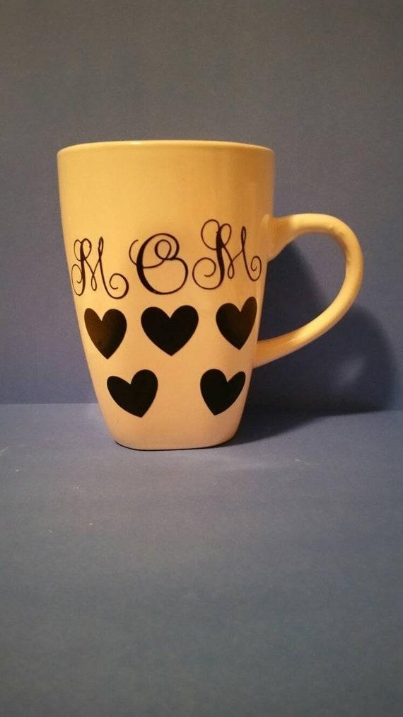 Personalized Coffee Mugs Wedding Gift : Personalized Coffee MugsCoffee Mug for himBirthday GiftBridal ...