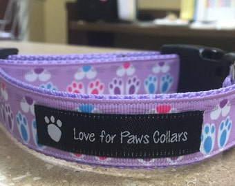 Easter Bunny 1 inch Collar