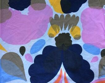Marimekko printed fabric - floral print