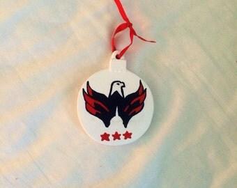 Washington Capitals Ornament