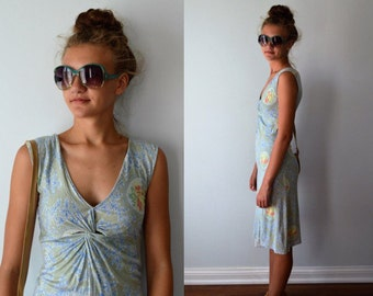 Vintage Casual Dress, Casual Dress, Summer, Free People, Day Dress