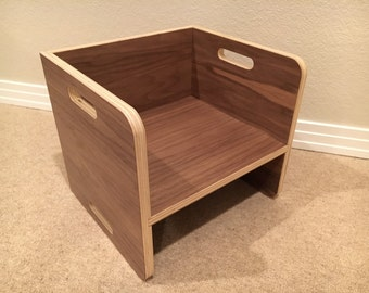 Nesting Cube Chair Set