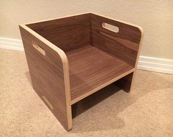 Nesting Cube Chair Set