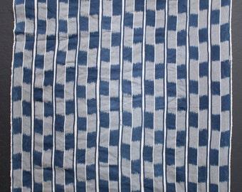 African Indigo Baule Cloth