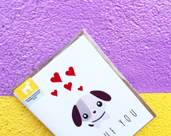 ImPaper + BARK Collaboration Card