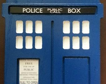 1930's Replica British Police Box Paddle