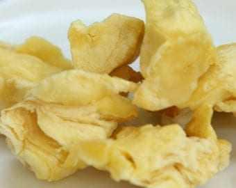 Durian Snack Dried Fruit Dehydrated Food Sweet Monthong 65 Grams