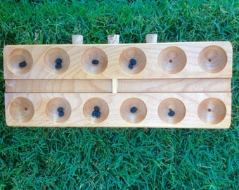 Handmade Mancala Game