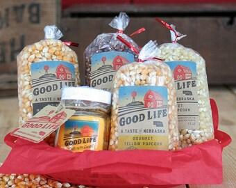 Gourmet Good Life Popcorn Sampler - BNEB5013