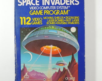 Space Invaders for Atari 2600