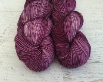 Dyed to Order - Orchid You Not