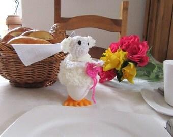 Egg Cozy Knitting Sheep