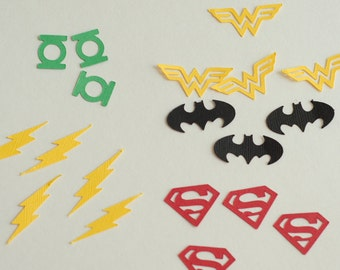 Justice League of America Mixed Confetti set of 1 JLA