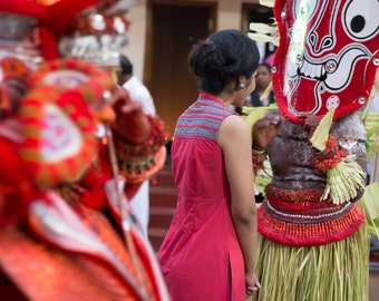 Chayilyam Theyyam Kurta