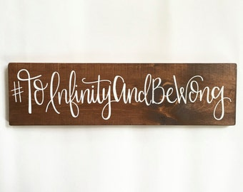 Custom Wedding Hashtag - Wedding Sign | Wood Sign | Custom Wood Sign | Wedding Decor | Rustic Wedding Sign | Hashtag | Wedding Hashtag