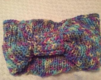 Headband - purple variegated