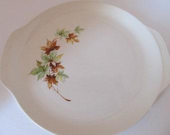 Salem Maple Leaf Platter - Made in USA