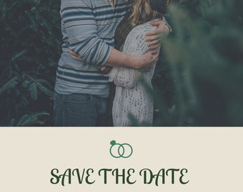 Save the Date - 25 ct.