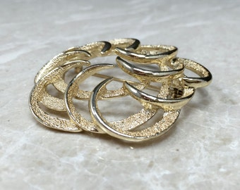 Sarah Coventry, Sarah Cov Brooch, Vintage Sarah Cov, 1980s Brooch, 80s Brooch, 80s High Fashion, Sarah Coventry Pin, Coventry Brooch, 1980s