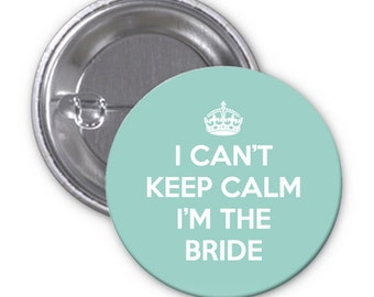 Badge for bride