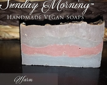 Warm Winter - Handmade Veagan Soap