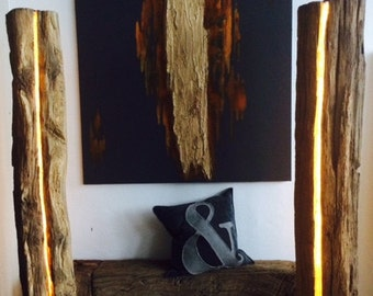 Floor lamp and Stela 2