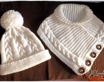 All Warnerneck cowl and hat
