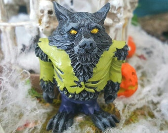 Miniature Rocco the Wolfman