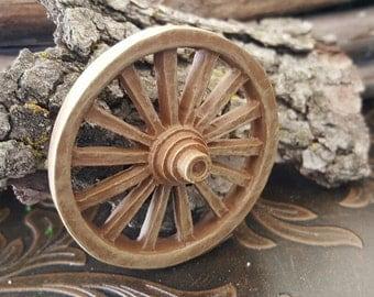 Miniature Wagon Wheel