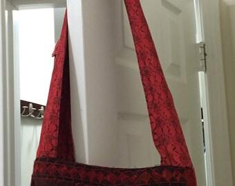 Sindhi hand made messenger bag