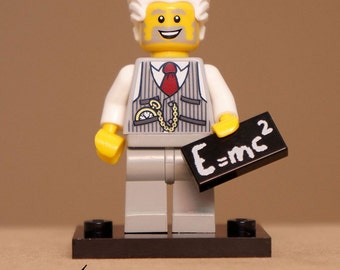 Albert Einstein - exclusive minifigure