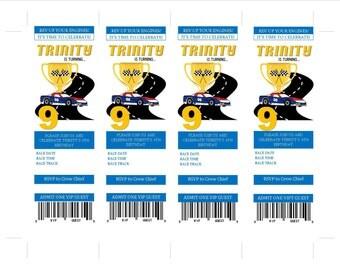 Vroom - Vroom Race Car Event Ticket