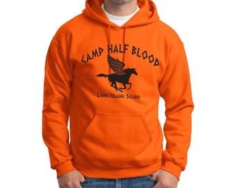 Camp Half Blood Percy Jackson Demigods Hoodie Sweatshirts Adult & Youth Hoodies
