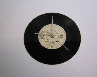 "ZZ Top - ""Sharp Dressed Man"" Record Wall Clock"