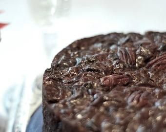Gluten-free, Dairy-free Fruit Cake